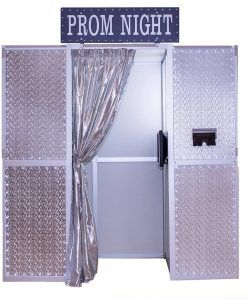 Prom Night photo booth