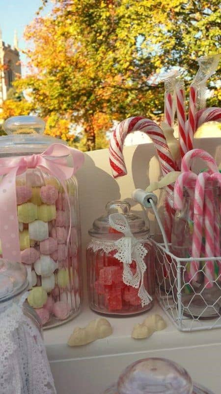 even more sweets for candy cart hire